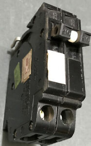 Crouse Hinds Type Mh mm Two Pole 40 amp Single space 1 Circuit Breaker
