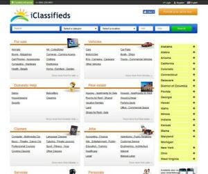 Pro Classifieds Website For Sale Free Install Hosting With Ssl