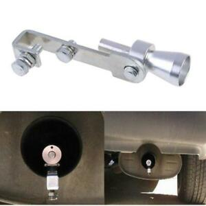 Universal Car Turbo Sound Exhaust Whistle Blow Off Valve Simulator Whistler S