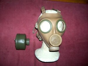 Military M51 Gas Mask Filter Sz Med For Chemical Biological Agents