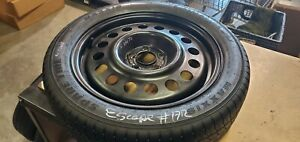 2013 Thru 2019 Ford Escape Spare Wheel Tire Donut 165 70 17 17 Spare