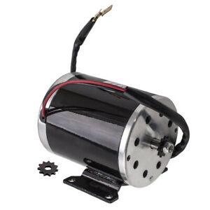 500w 24v Dc 26 7a Electric Motor My1020 bracket Fit For E scooter Electric Bike