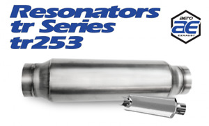 Aero Turbine Performance Resonator Tr253