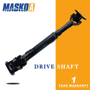 Complete Rear Prop Drive Shaft Assembly For Ford Bronco Manual Trans