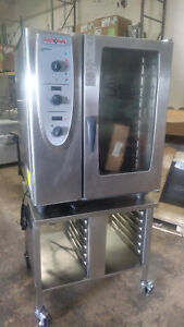Cmp101ng Rational Used Combi Oven steamer Includes Free Shipping