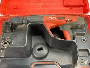 Hilti Dx 460 Concrete Fastener Nailer Powder Actuated Gun And X 460 f8 W A Case