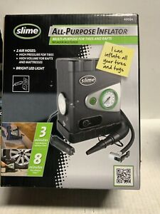 Slime 40034 Air Compressor Tire Inflation Tool Kit