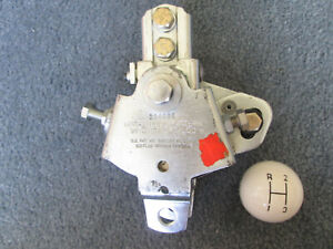 Reconditioned Hurst Syncro Loc 3 Speed Control Box And New Knob