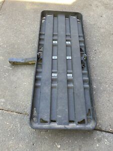 Trailer Hitch Luggage Cargo Carrier Rack Heavy Duty Excellent Condition 2in