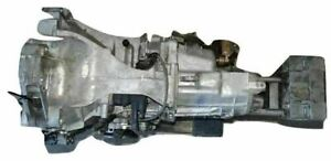 00 Porsche Boxster 986 2 7l 5 Speed Manual Transmission Transaxle Assy