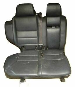 04 Land Rover Discovery Rear Right Passanger Side Seat Assembly Vinyl