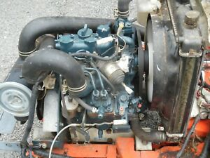 Kubota Diesel Engine Tractor power Unit mower pump