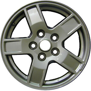 Refinished Sparkle 17x7 5 Wheel Rim For 2005 2007 Jeep Grand Cherokee 17