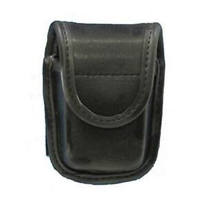 Bianchi 22114 Accumold Elite Plain Leather Pager Or Glove Pouch W hidden Snap