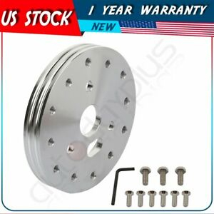 0 5 Steering Wheel Hub Adapter Conversion Spacer 6 Hole Fits Grant Apc 3 Hole