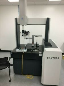 Used 2017 Zeiss Contura 7 7 6 Rds Cmm Coordinate Measuring Machine Measurement