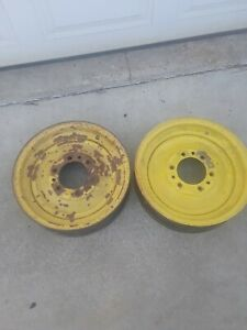 John Deere Tractor Jd1274 16 Front Rim A g 720 730 Others