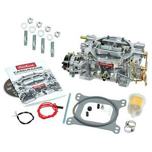 Edelbrock 1406 Performer 600 Cfm Electric Carburetor stud Kit