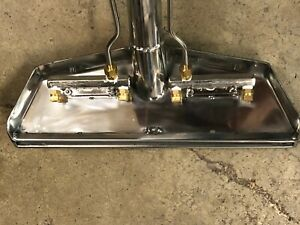 Truckmount Wand 14 Inch Cleaning Head 4 Jets 1 5 Inch Tube Stainless Steel