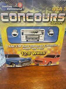 Concours Usa 3 Radio 55 57 Ford T Bird Thunderbird New Nib