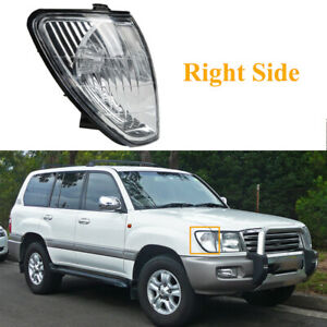 Fit Toyota Land Cruiser 1998 2005 1999 2004 Front Right Turn Signal Corner Light
