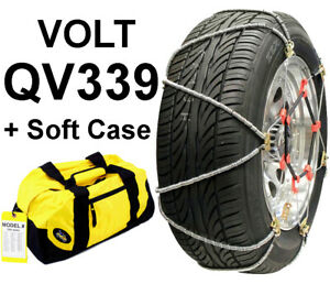Volt Qv339 Z Cable Tire Snow Chains Cables