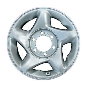 Refinished Silver 16x7 Wheel Rim For 2000 2004 Toyota Tundra 16