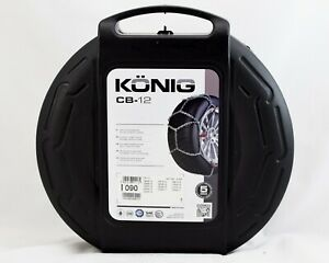 Konig Cs 12 090 Tire Snow Chains Chain