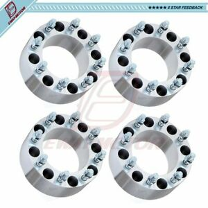 8x170 3 Inch Fits 2005 Ford F 250 Super Duty 1999 2019 4 Wheel Spacers 14x1 5