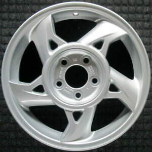 Pontiac Grand Am Painted 16 Inch Oem Wheel 2002 To 2005
