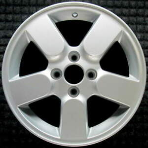 Chevrolet Aveo Painted 15 Inch Oem Wheel 2006 To 2010