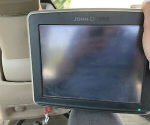 John Deere Greenstar 3 2630 Monitor With Section Control Gps Sf2