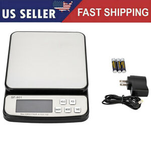High Precision Postal Scale Digital Shipping Electronic Mail Packages Capacity