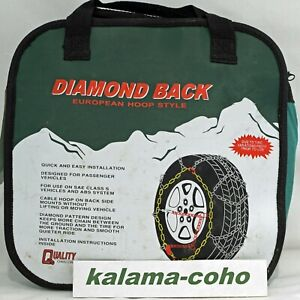 Chains 1545q Diamond Back Tire Snow