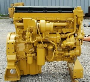 Caterpillar Diesel Power Unit C11 Engine 385 Hp Unused 2008 Gls02118 236 4572