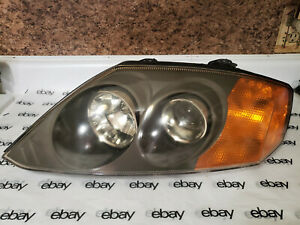 2003 2004 Hyundai Tiburon Left Driver S Side Front Halogen Headlight Assembly