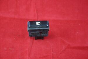 1993 Honda Accord Rear Window Defroster Switch
