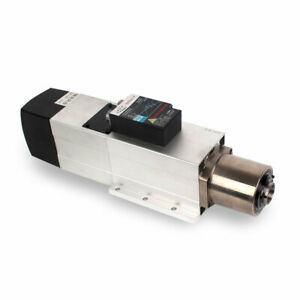 4 5kw Atc Spindle Motor Iso30 Air cool Auto Tool Change Electric Motor 24000rpm