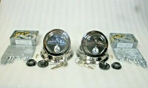 Lot Of 2 S g Combination Locks 6741 liberty Safe black Chrome free Shipping