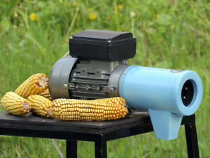 Corn Crusher For Getting Cloves From The Cobs Electric Feed Grinder lan 8