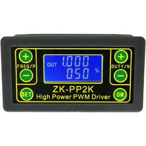 Zk pp2k Pwm Dc Motor Speed Controller Frequency Duty Cycle Regulator Adjustable