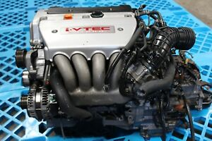 2004 2006 Acura Tsx Type S K24a Dohc Jdm Engine Only 11