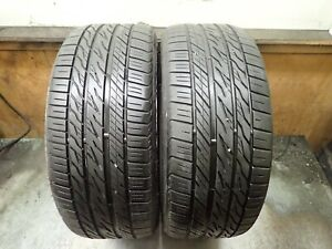 2 225 40 19 93y Nitto Motivo Tires 8 32 No Repairs 2317