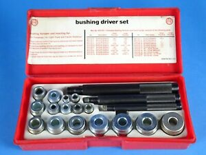 Mac Tools Bushing Driver Remover Inserting Set Bd3142
