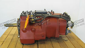 Rtlo16713a Eaton Fuller Transmission Reman 13 Speed Overdrive