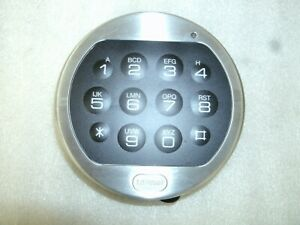 La Gard Electronic Combination Lock Key Pad For Swing Draw Bolt new locksmith