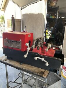 Collins Rothenberger Classic 22a Pipe Threader Machine