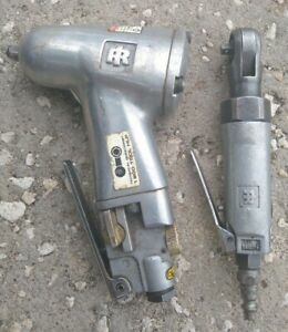Ingersoll Rand Impact Wrench Ratchet Model 103 207 As Is Parts Repair