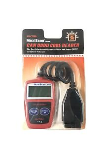 Autel Maxiscan Ms309 Obd Ii Engine Code Reader Obd2 Car Diagnostic Scanner Tool