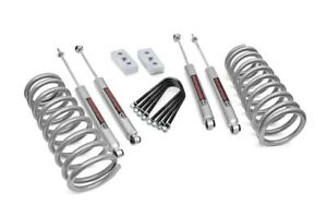 Rough Country 3 Suspension Lift Kit Fits Dodge Ram 2500 2003 2013 4wd